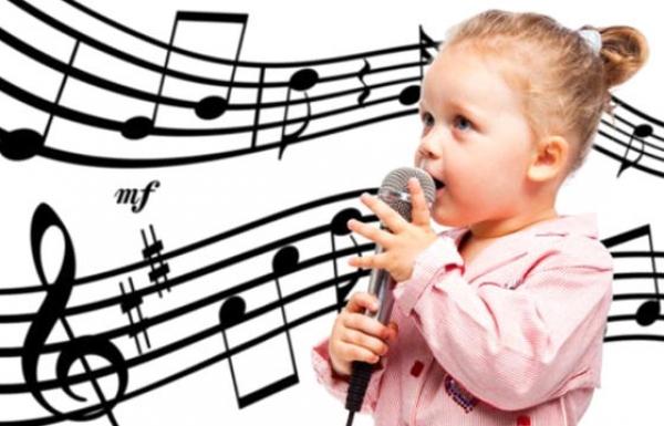 Картинки по запросу вокал детский сад